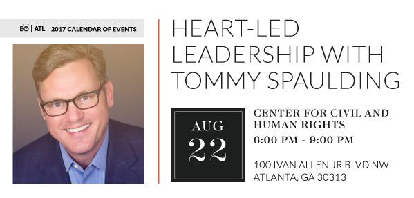 Heart Led Leadership With Tommy Spaulding Entrepreneurs